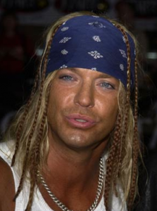 Channeling Bret Michaels